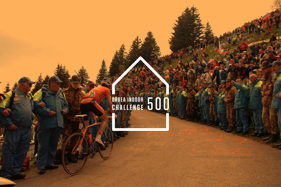 THE COUNTDOWN: #ORBEA500CHALLENGE