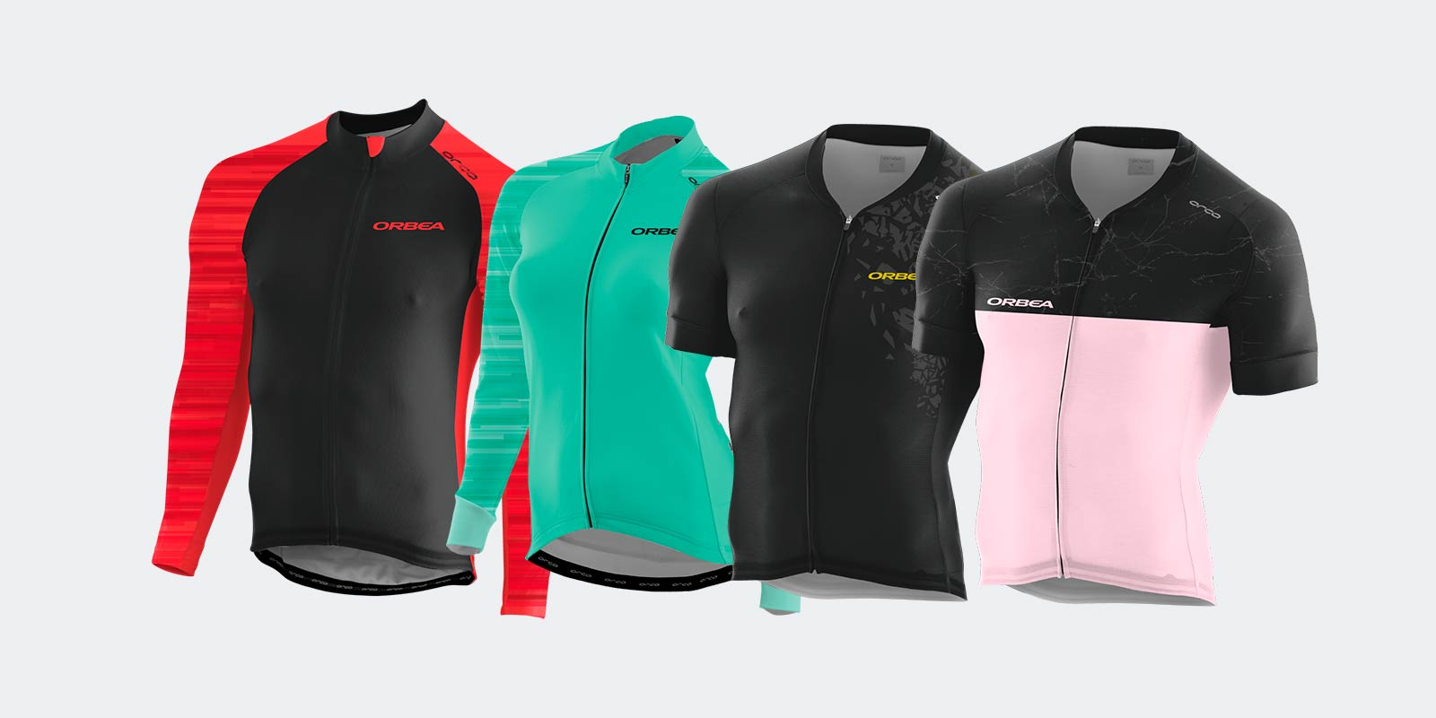NEW FALL-WINTER ORBEA CYCLING APPAREL