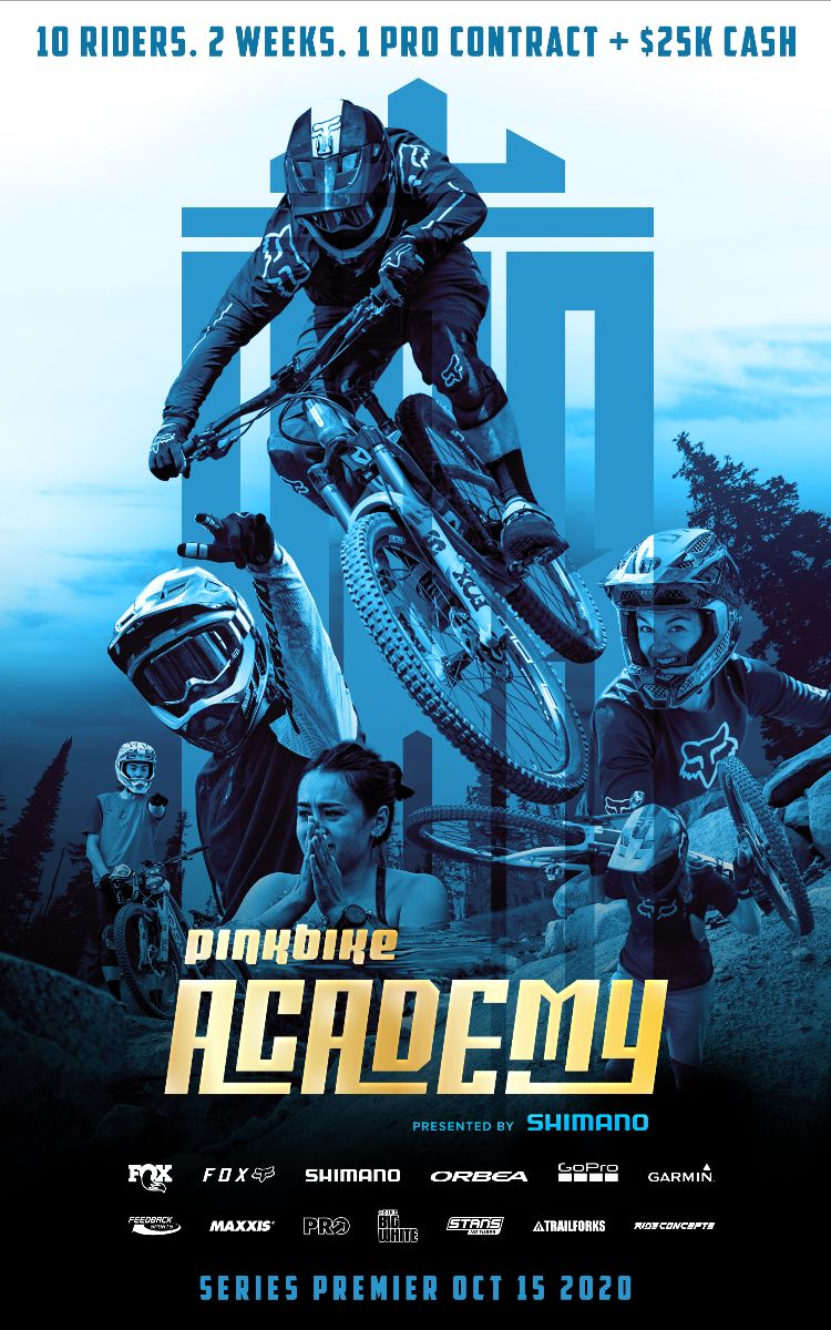 Pinkbike Academy is here!