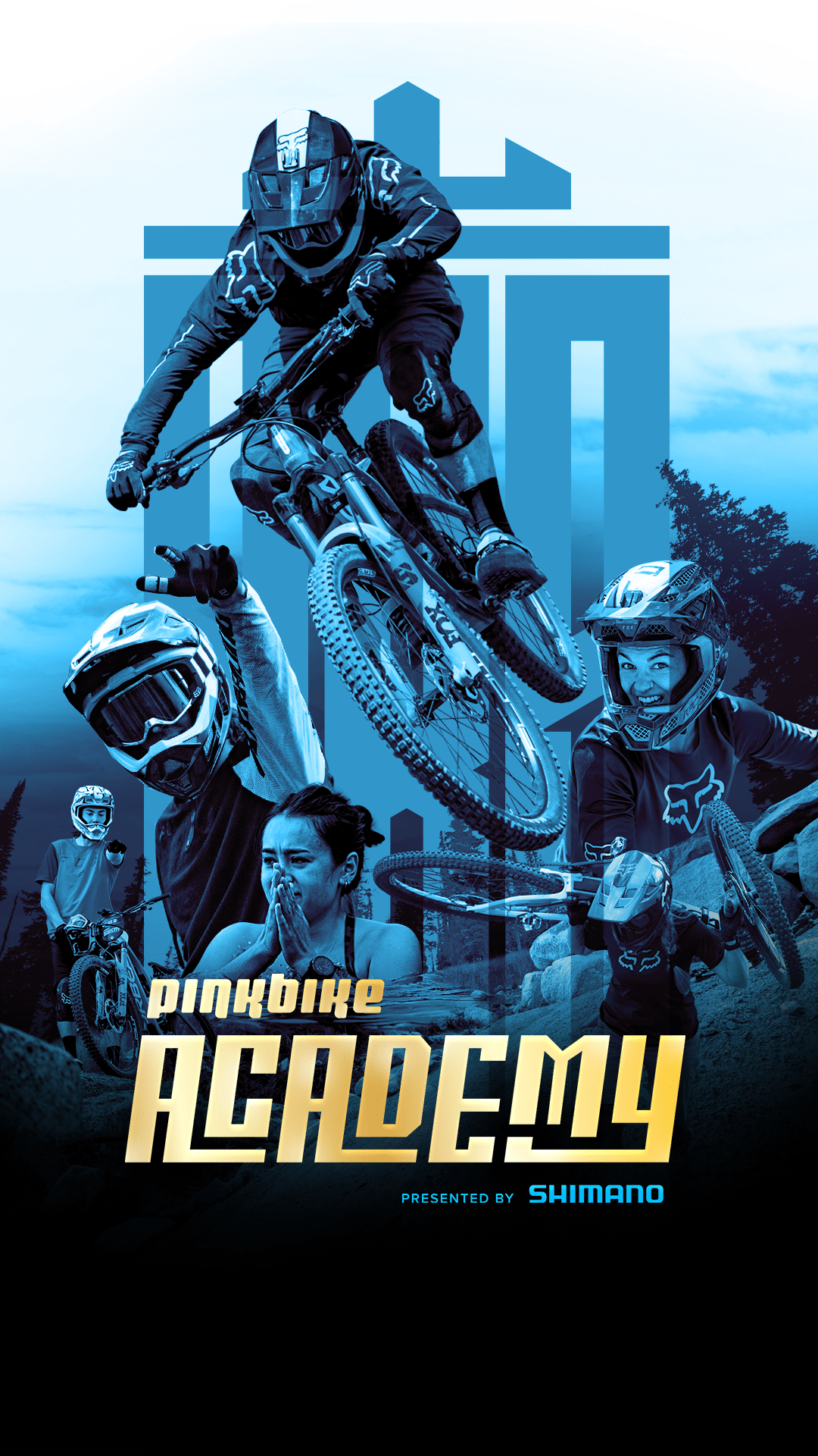 Pinkbike Academy, Now Streaming