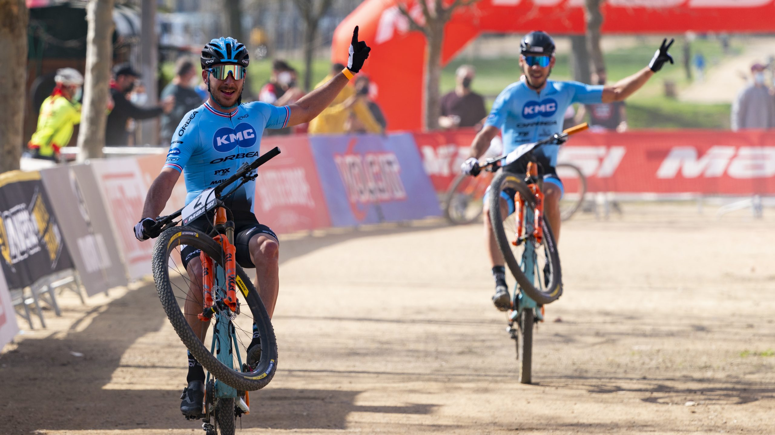 Copa Catalunya Banyoles : Victory for Victor Koretzky Thomas Litscher second