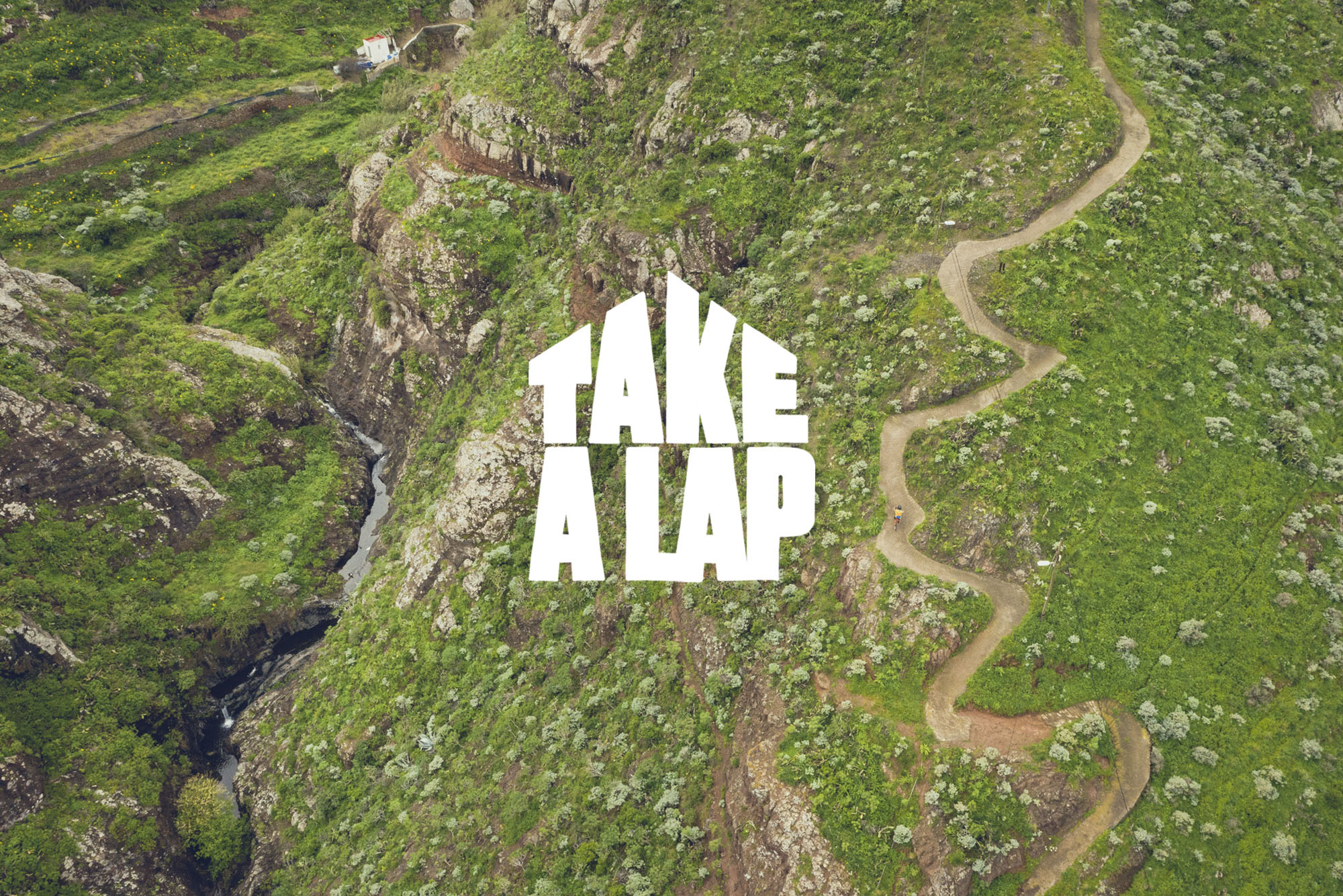 TAKE A LAP WITH…